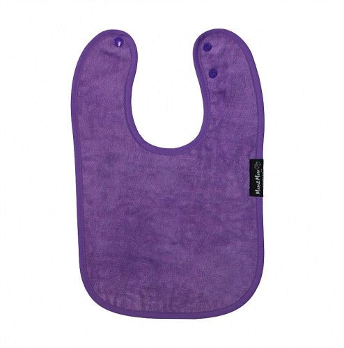 Mum2Mum Standard Wonder Bib - Purple