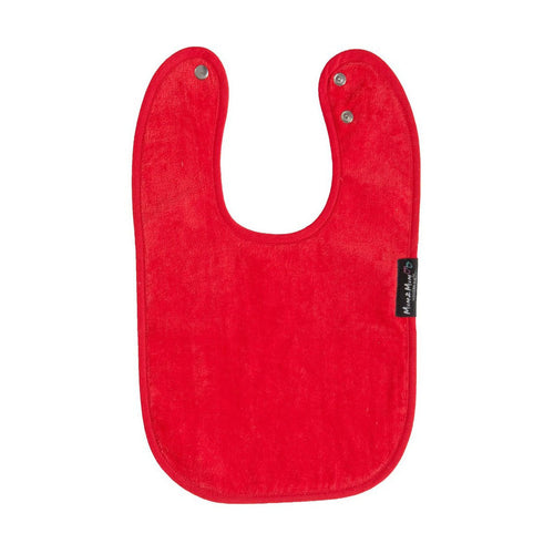 Mum2Mum Standard Wonder Bib - Red