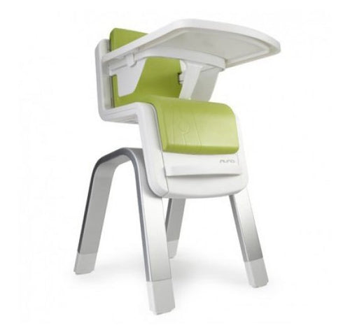 Nuna Zaaz High Chair - Citrus (Lime)