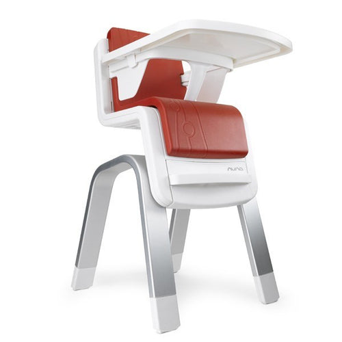 Nuna Zaaz High Chair - Scarlet (Red)