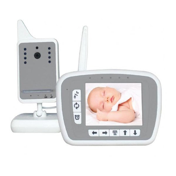 Roger Armstrong Sleep Easy Monitor - Grey