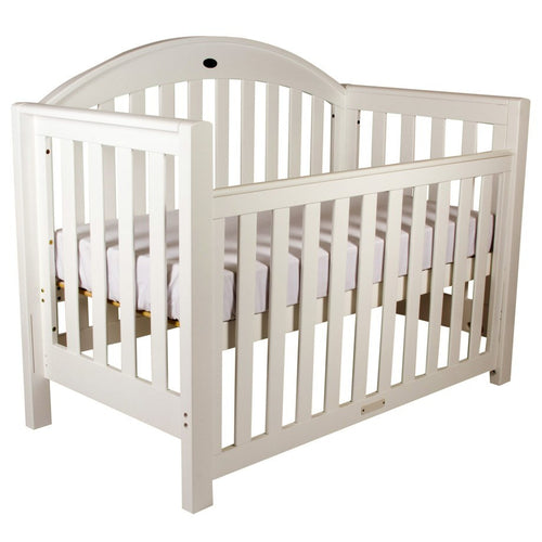 Grow with Me Classic 6 in 1 Cot - White