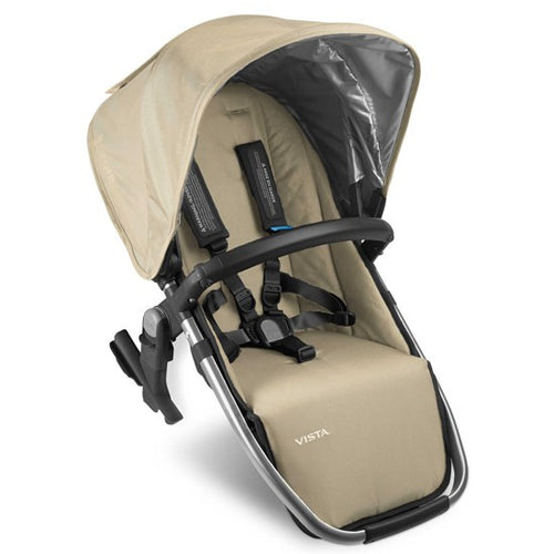 UPPAbaby Vista Rumbleseat Lindsay (Wheat)