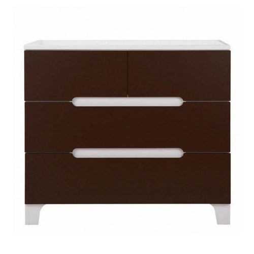 Bloom Alma Dresser - Coconut White/Cappuccino