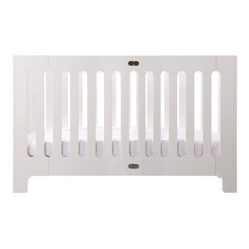 Bloom Alma Max Cot - Coconut White