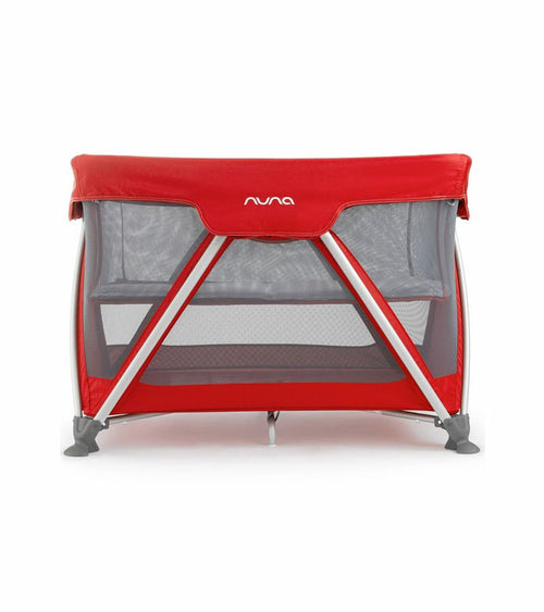 Nuna Sena 2 in 1 Porta Cot - Scarlett (Red)