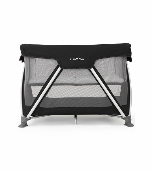 Nuna Sena 2 in 1 Porta Cot - Night (Black)