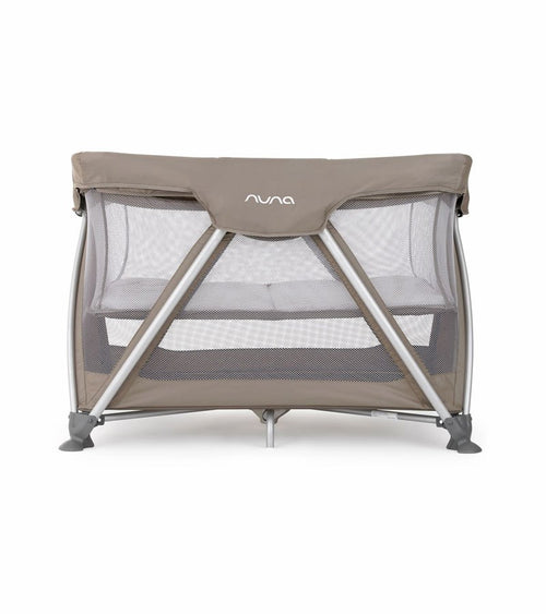 Nuna Sena 2 in 1 Porta Cot - Safari (Brown)
