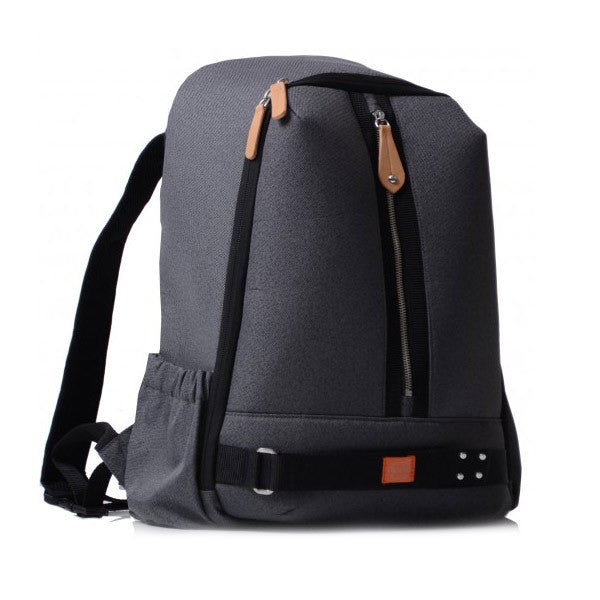 Pacapod Backpack Nappy Bag - Charcoal
