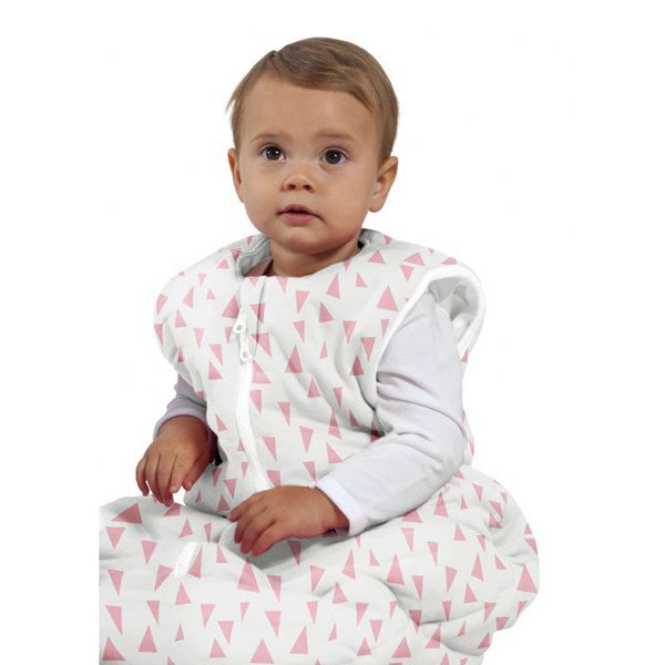 Baby Studio Baby Sleeping Bag - Pink Pinnacles - 6-18 Months