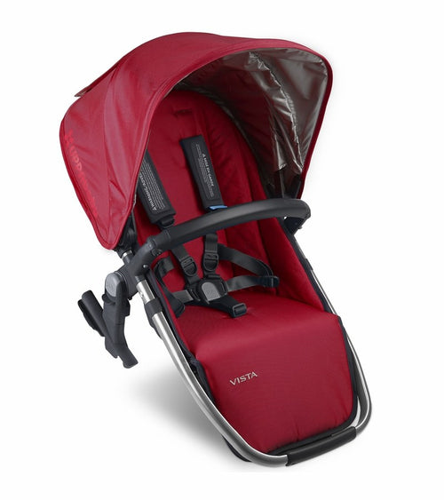 UPPAbaby Vista Rumbleseat Denny (Red)