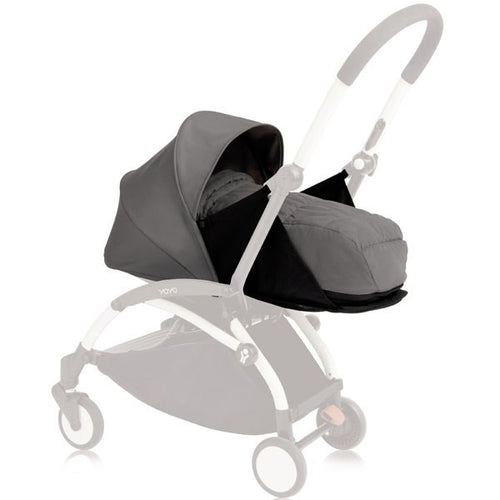 BabyZen YoYo+ Bassinet - Grey