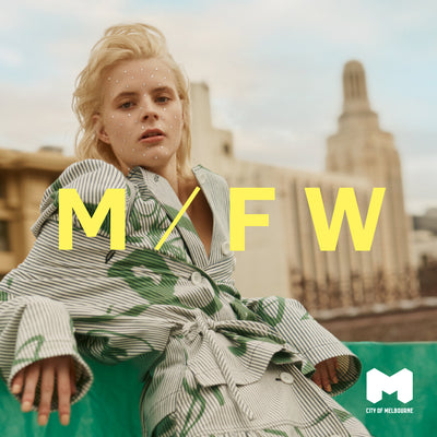 Melbourne Fashion Week - POP UP