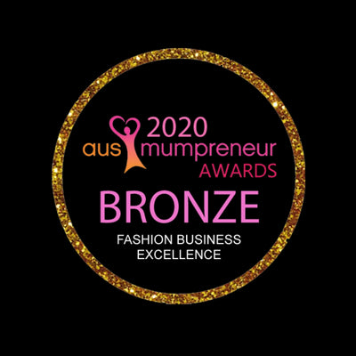 Ausmumpreneur Awards  2020 - Fashion Business Excellence