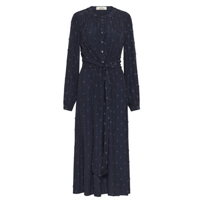 Claremont Midi Dress - Navy
