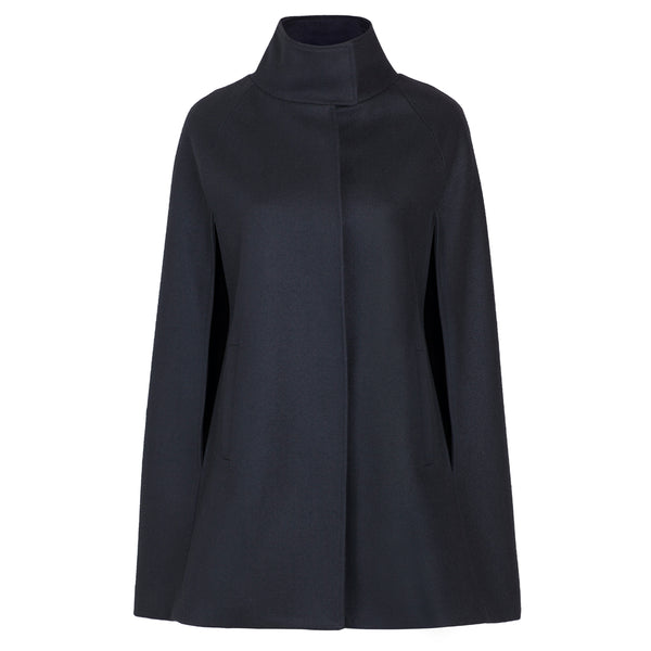 Wool Cashmere Capes - Allora Capes