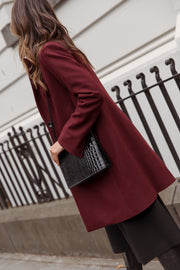 Wool and Cashmere Coat lifestyle 4