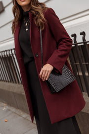 Wool and Cashmere Coat lifestyle 5