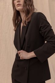 Kensington Blazer, Black