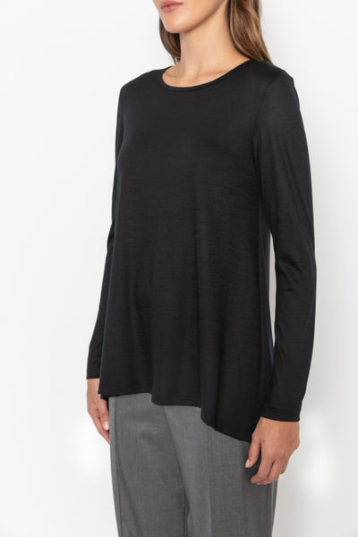 Superfine Merino Swing - Black