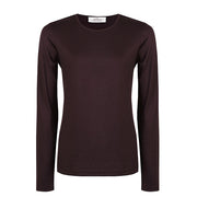 Superfine Merino Crew - Port