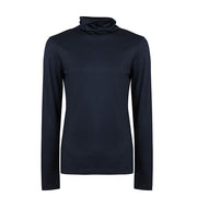 Superfine Merino Skivvy - Ink