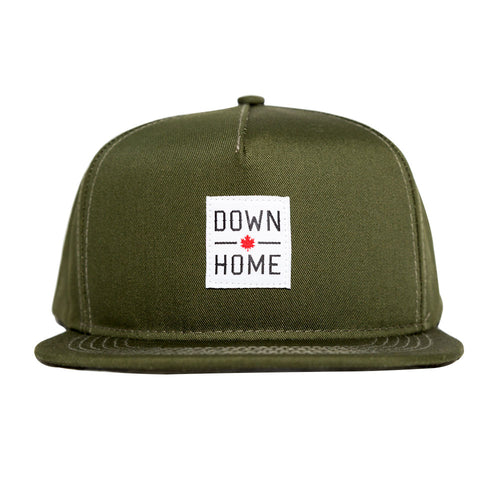 DOWN HOME STRAPBACK ARMY