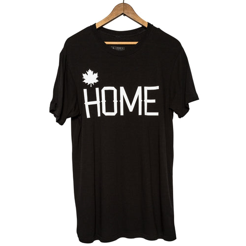 HOME T-SHIRT BLACK