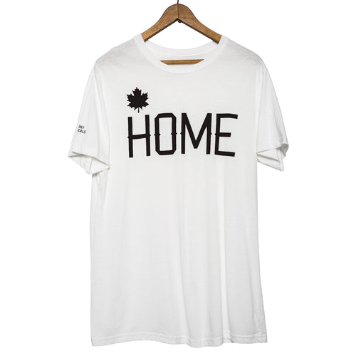 HOME T-SHIRT WHITE