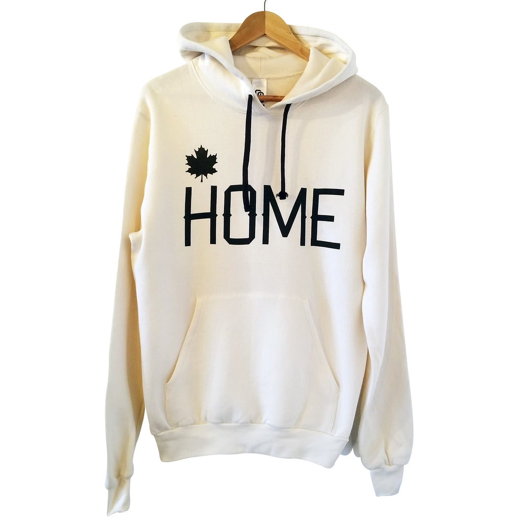 HOME PULLOVER HOODIE NATURAL