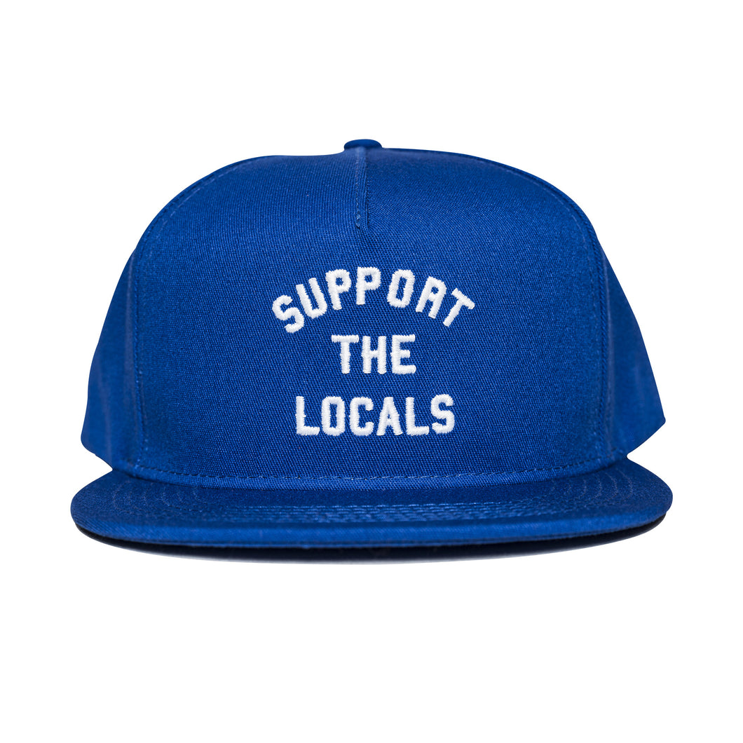 UNION LOGO SNAPBACK ROYAL