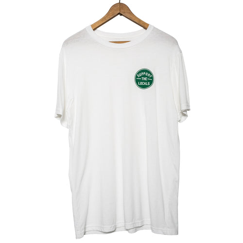 STL LOGO T-SHIRT (FOREST GREEN LOGO)