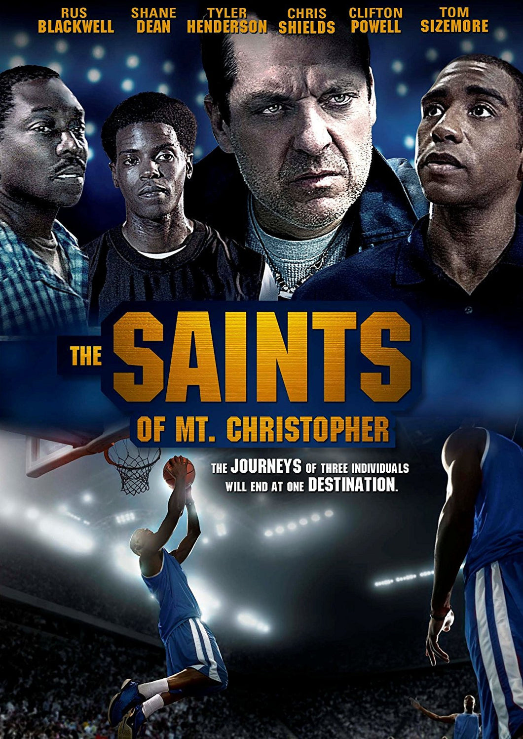 The Saints of Mount Christopher