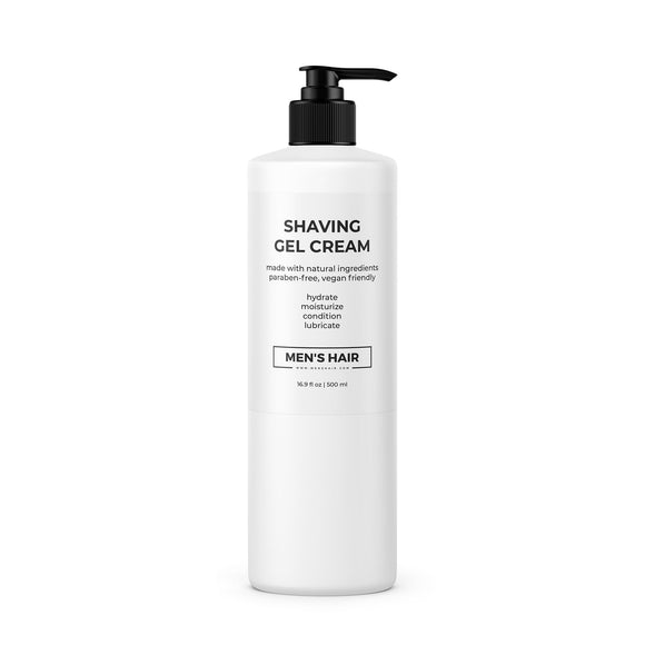 Shaving Gel Cream