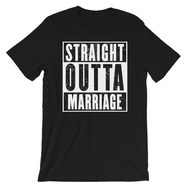 Straight Outta Marriage T-Shirt