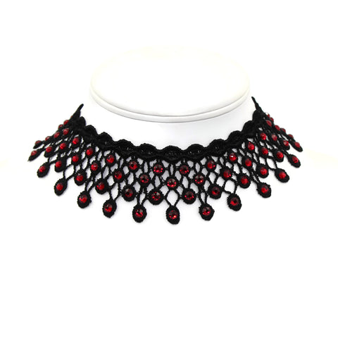 Shine (Black & Red)