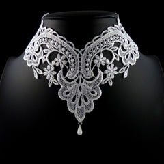 Emma Lace Necklace