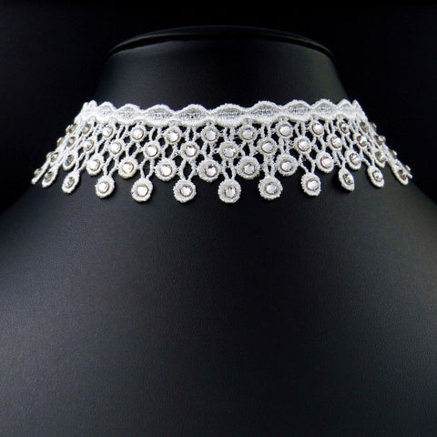 Shine Bridal Choker