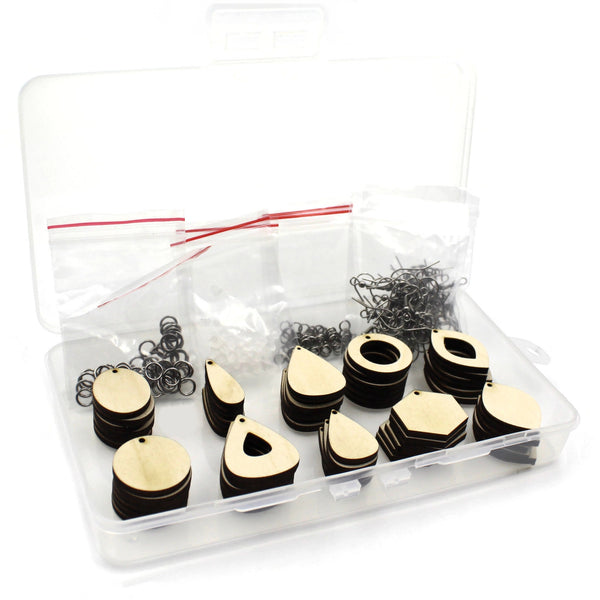 Jewelry Making Kit - 60 Pcs Earrings Variety Pack