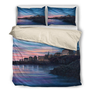 Beautiful Hand Art -Duvet Cover Set(Black)