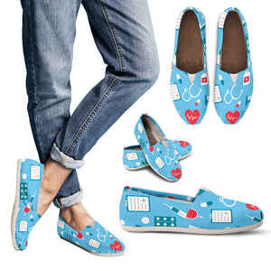 Nurse Custom Casual Shoes(Express)