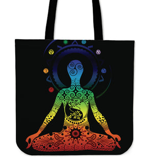 Yoga Custom Design Totebags