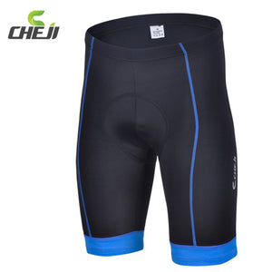 High Elasticity Quick Dry Bike 3D GEL Padded Shorts For Men's
