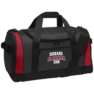 Alabama Embroidery Port Authority Travel Sports Duffel
