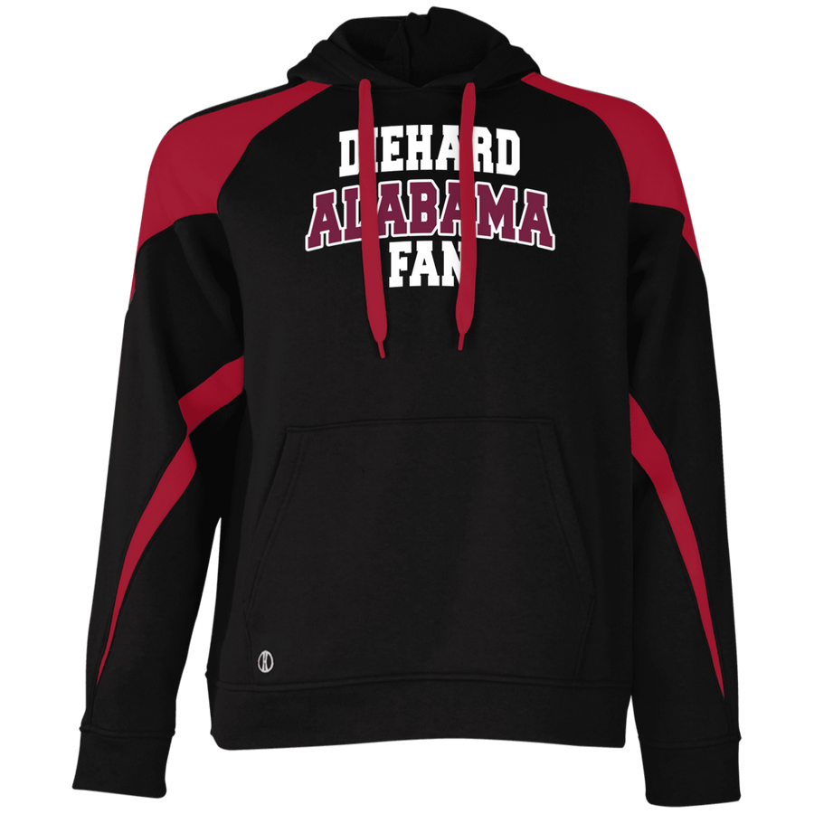 Alabama Holloway Colorblock Hoodie