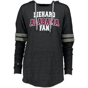 Alabama Holloway Ladies Hooded Low Key Pullover