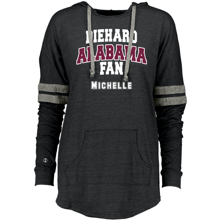 Alabama Personalized Holloway Ladies Hooded Low Key Pullover