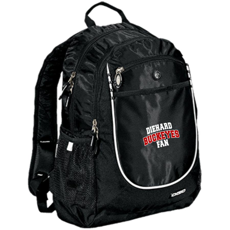 Buckeyes OGIO Rugged Bookbag