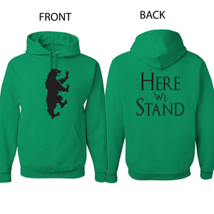 Game Of Thrones House Mormont Adult Hoodie , Great Quality GOT Clothing