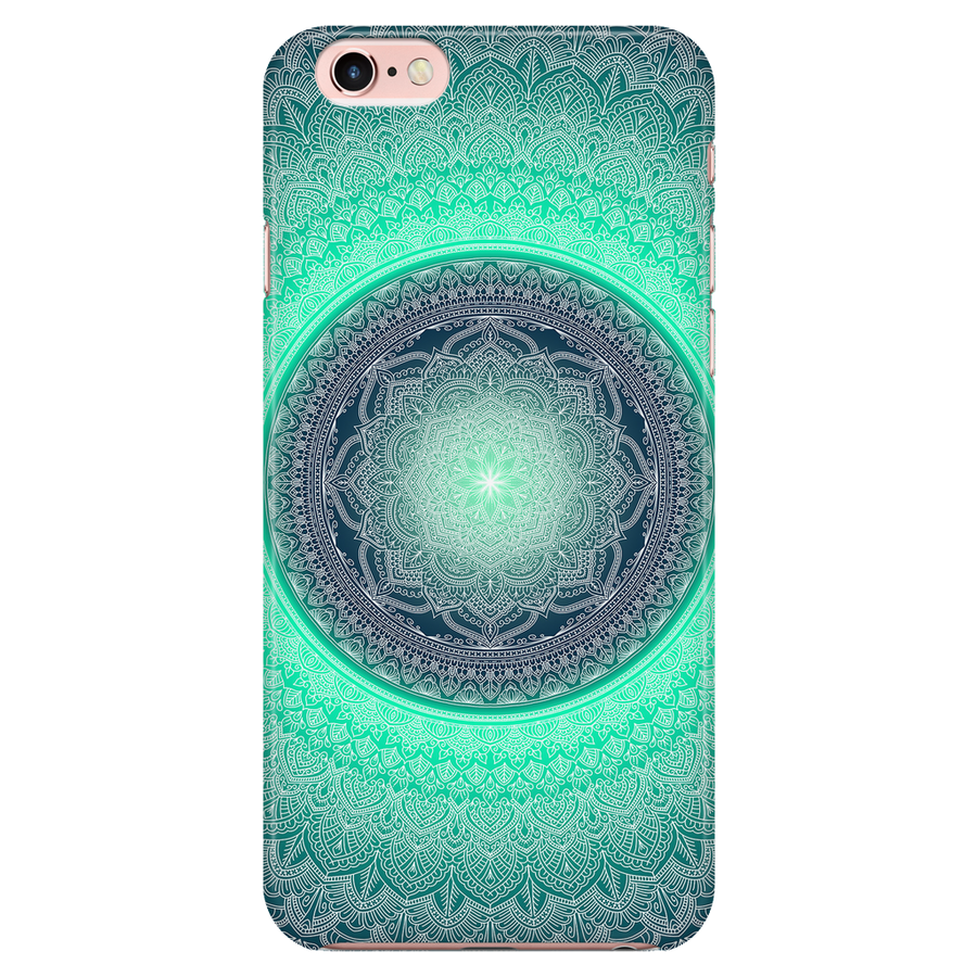 iPhone 7,7S,7 Plus , 7S Plus and Galaxy S7 Mandala Cases
